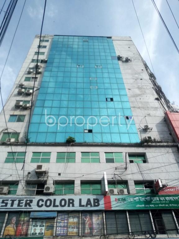 Front view - Floor for Sale in Hatirpool, Dhaka - 1922739