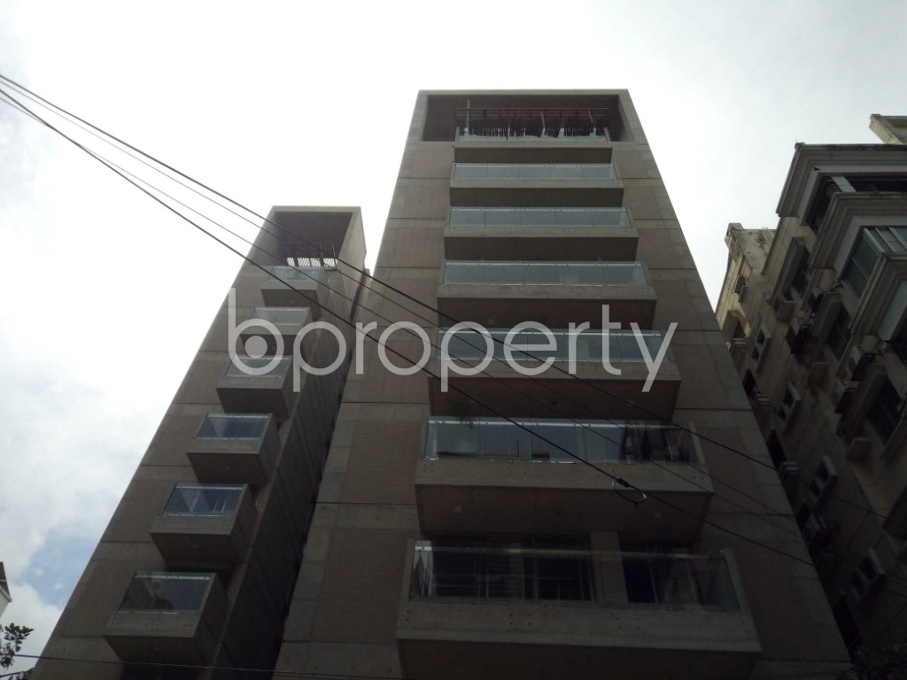 Outside view - 3 Bed Apartment for Sale in Banani, Dhaka - 1922800