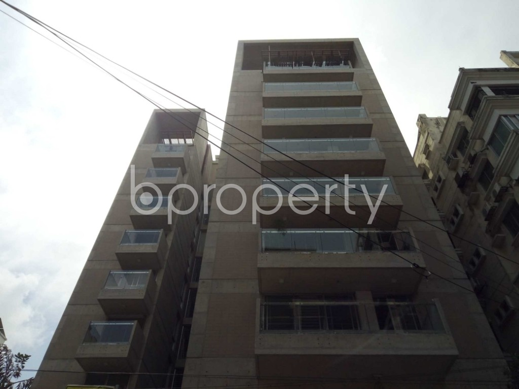 Outside view - 2 Bed Apartment for Sale in Banani, Dhaka - 1922802