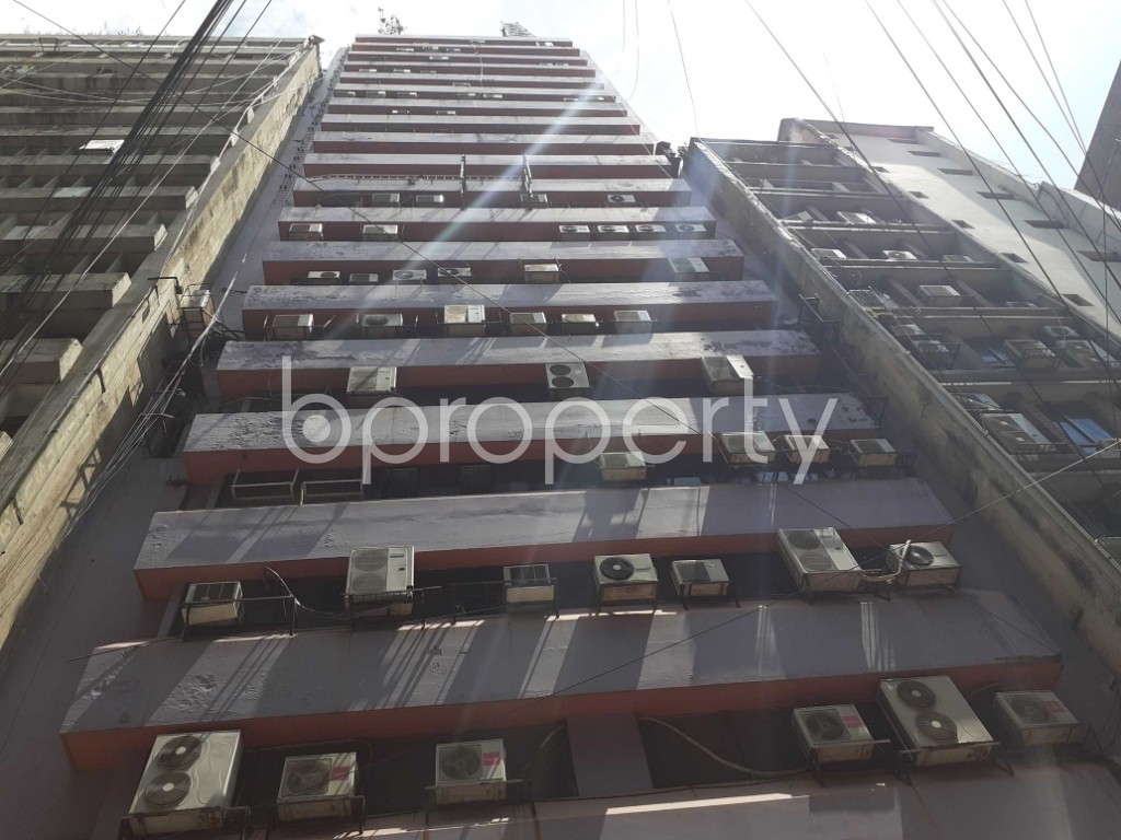 Front view - Office for Sale in Motijheel, Dhaka - 1922854