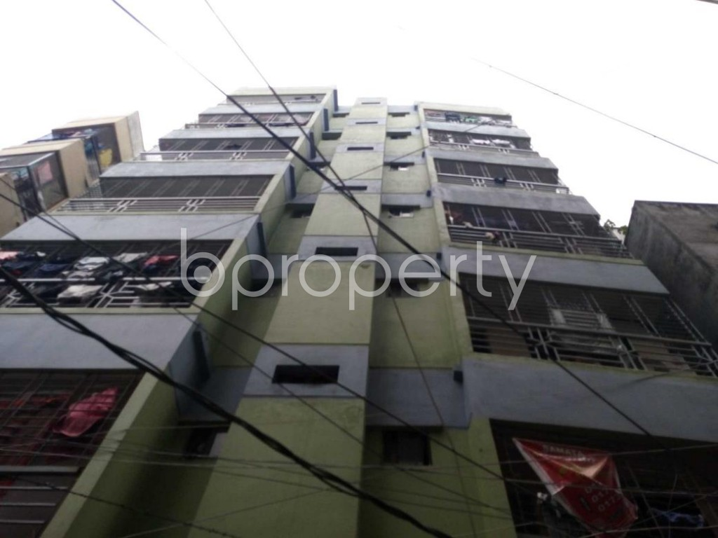 Front view - 3 Bed Apartment to Rent in Nadda, Dhaka - 1922882