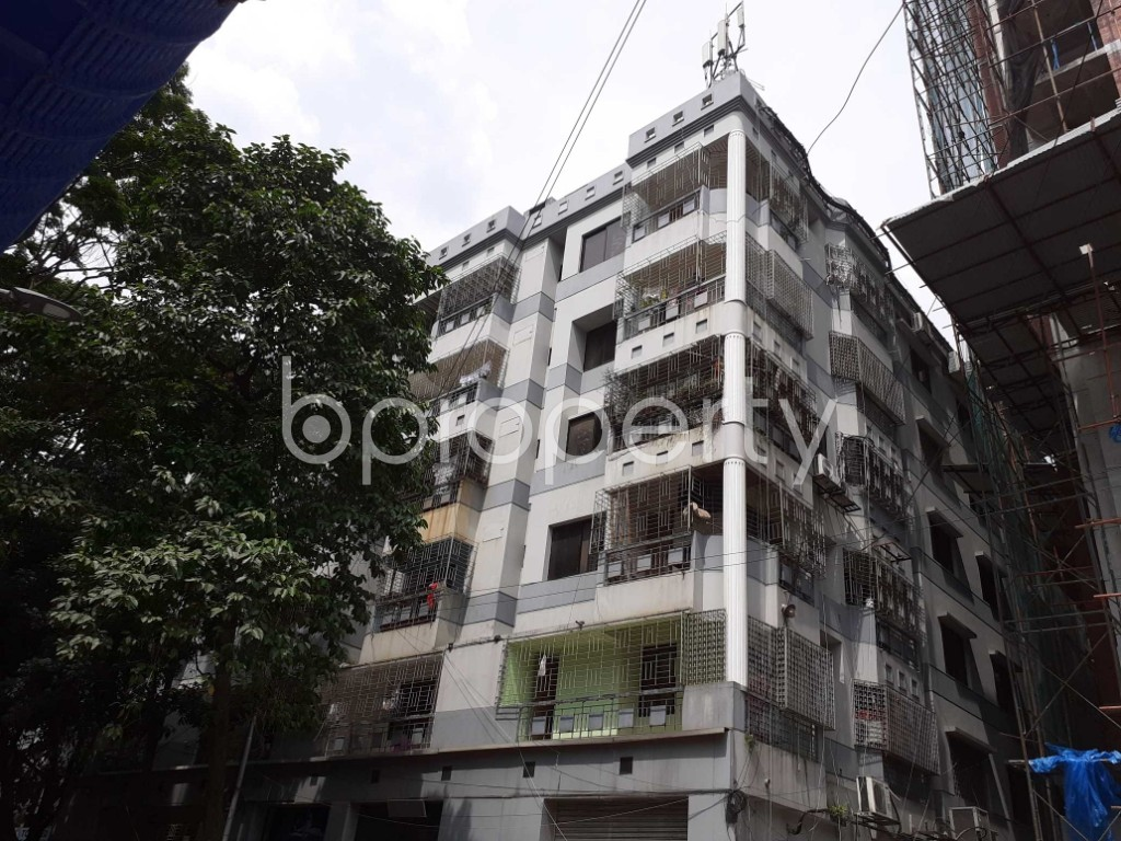 Outside view - 3 Bed Apartment for Sale in Dhanmondi, Dhaka - 1922911