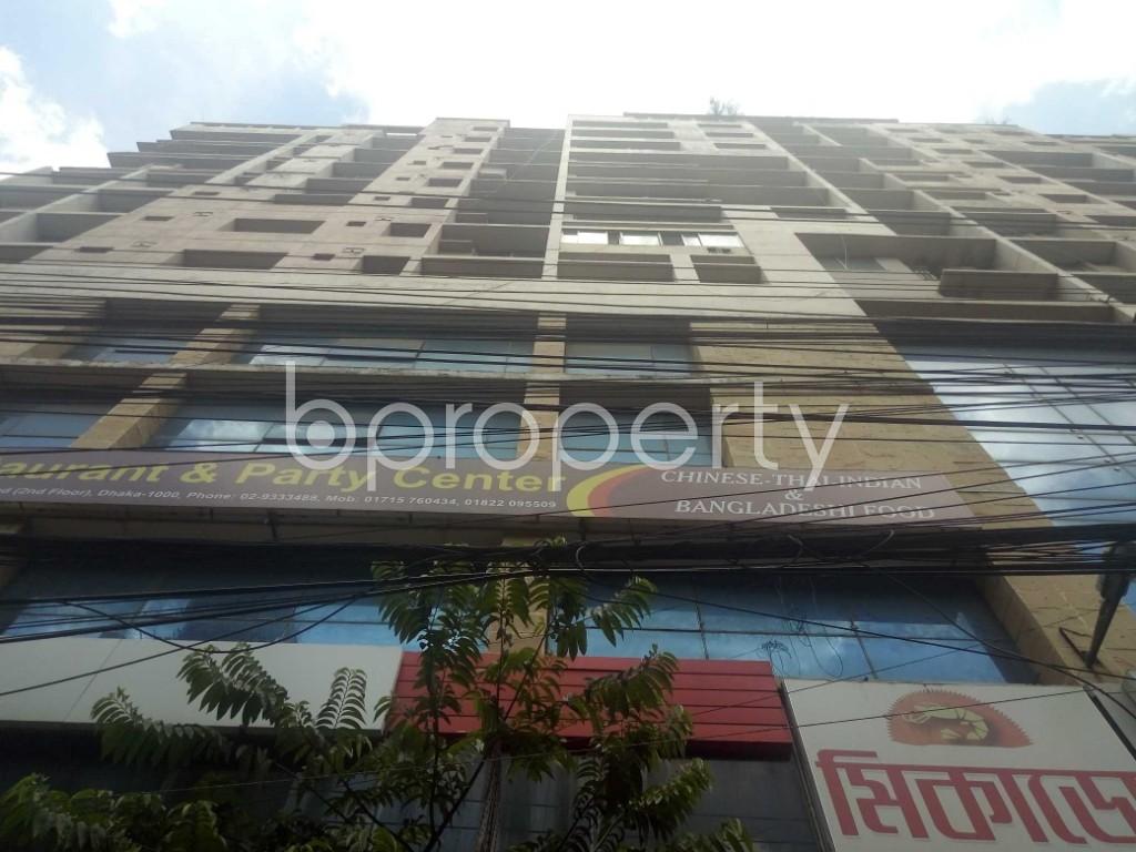 Outside view - Apartment for Sale in Eskaton, Dhaka - 1922945