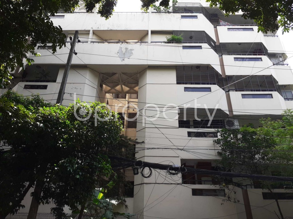 Front view - 4 Bed Apartment for Sale in Gulshan, Dhaka - 1923065