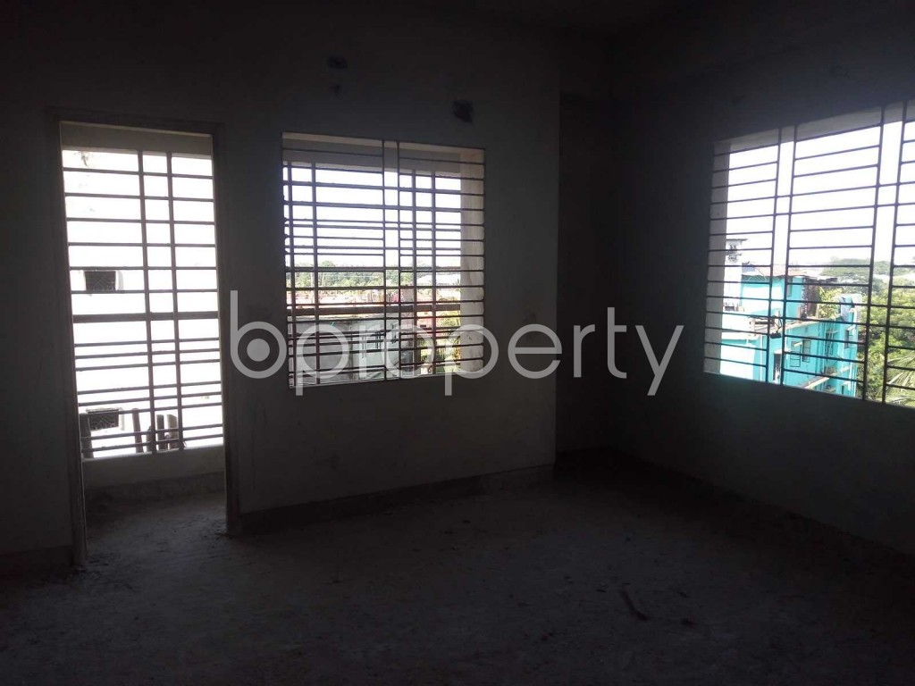 Bedroom - 3 Bed Apartment for Sale in Halishahar, Chattogram - 1923101