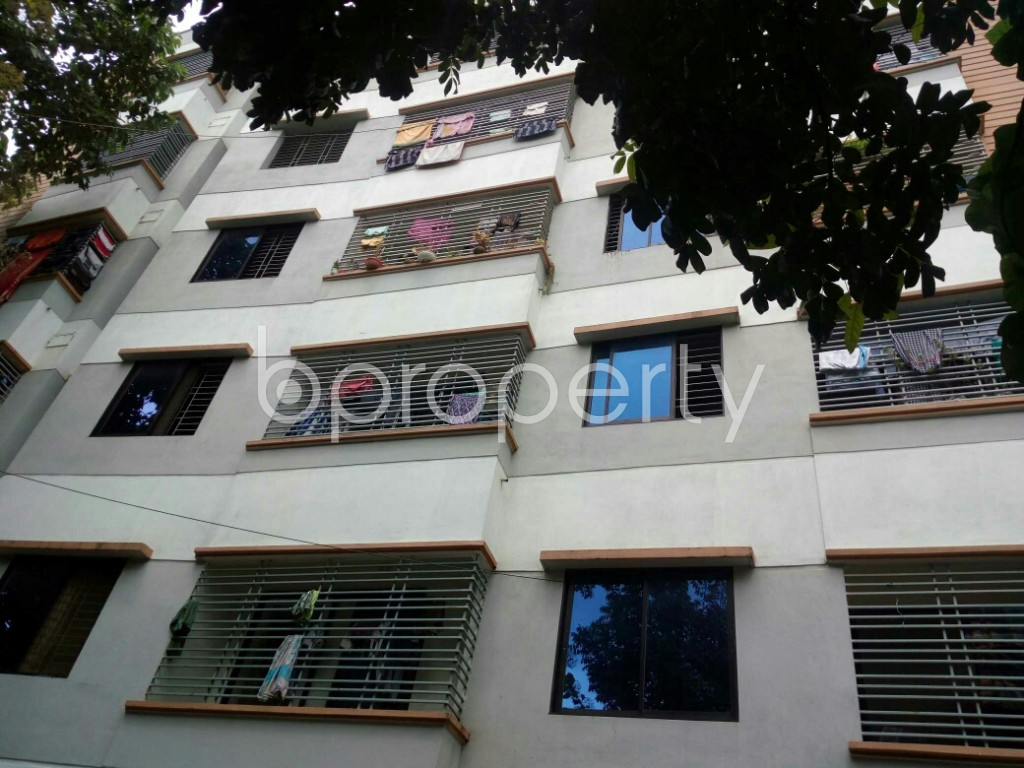 Outside view - 3 Bed Apartment for Sale in Bayazid, Chattogram - 1923128