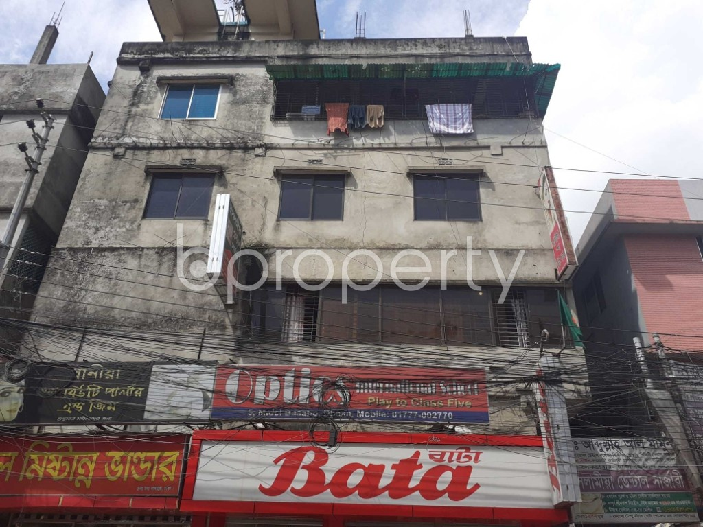 Front view - Office for Sale in Bashabo, Dhaka - 1923274