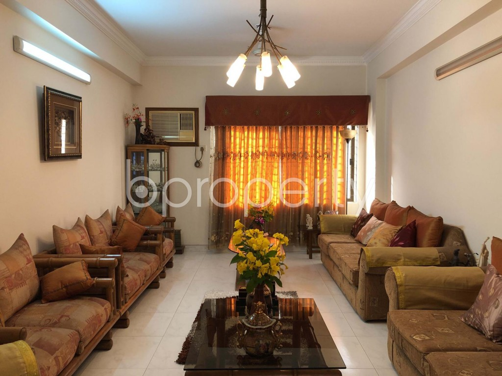 Empty Room - 3 Bed Apartment for Sale in Gulshan, Dhaka - 1920414