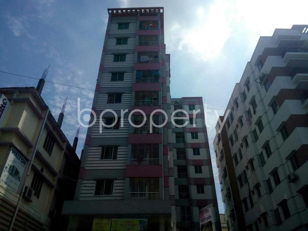 Front view - Shop for Sale in Dakshin Khan, Dhaka - 1923867