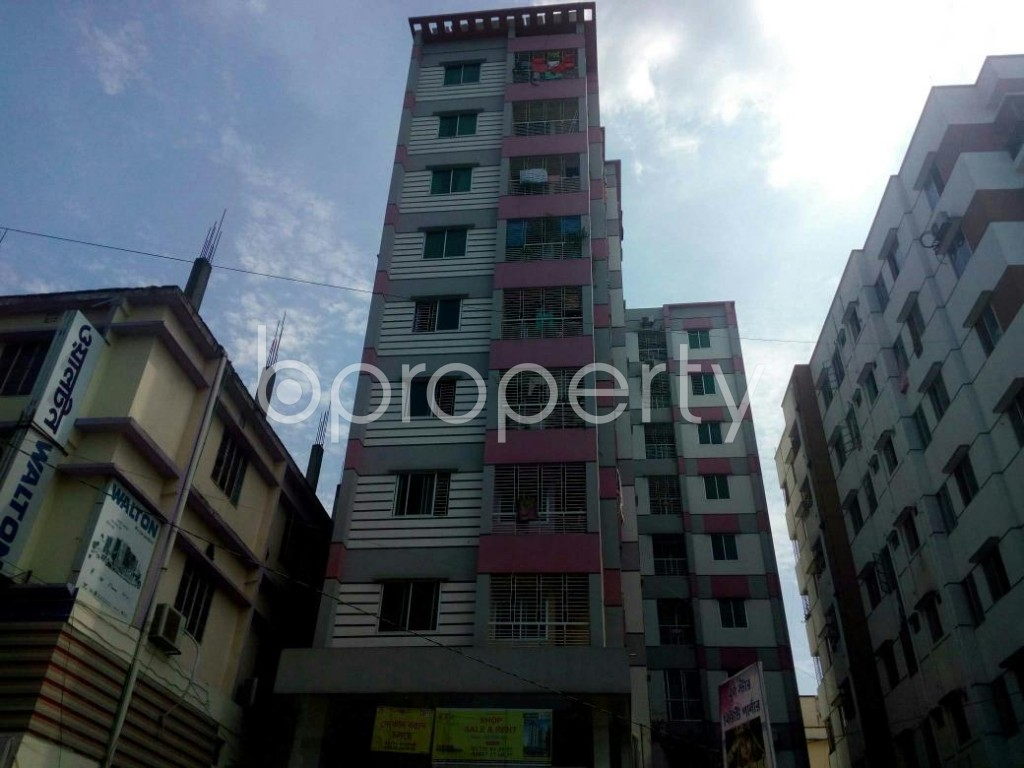 Front view - Shop for Sale in Dakshin Khan, Dhaka - 1923868
