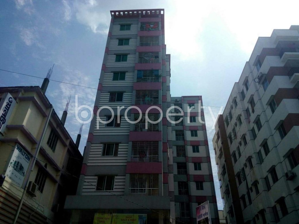 Front view - Shop for Sale in Dakshin Khan, Dhaka - 1923869