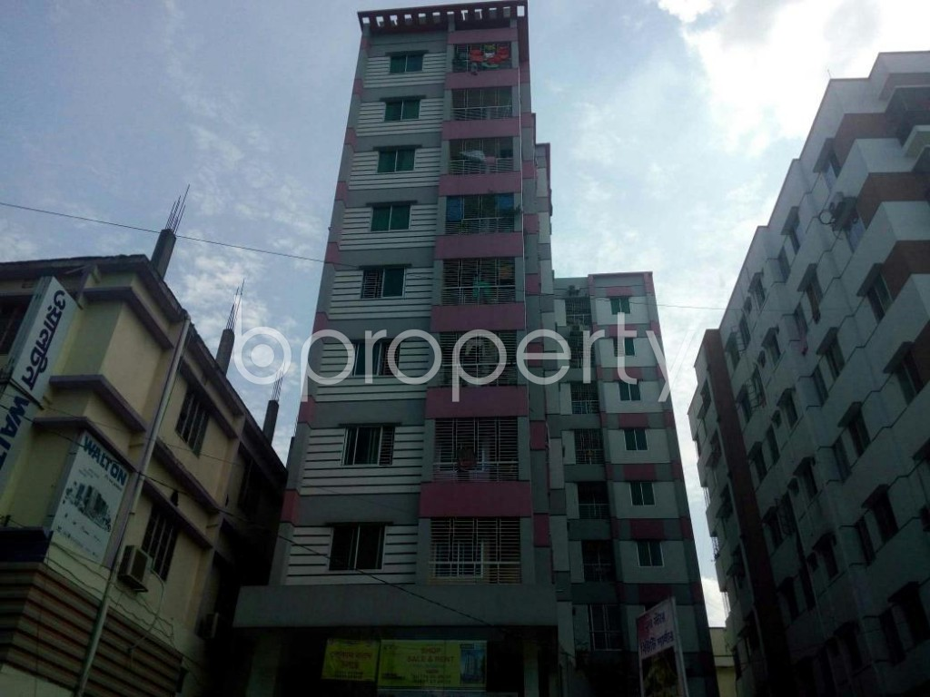 Front view - Shop for Sale in Dakshin Khan, Dhaka - 1923871