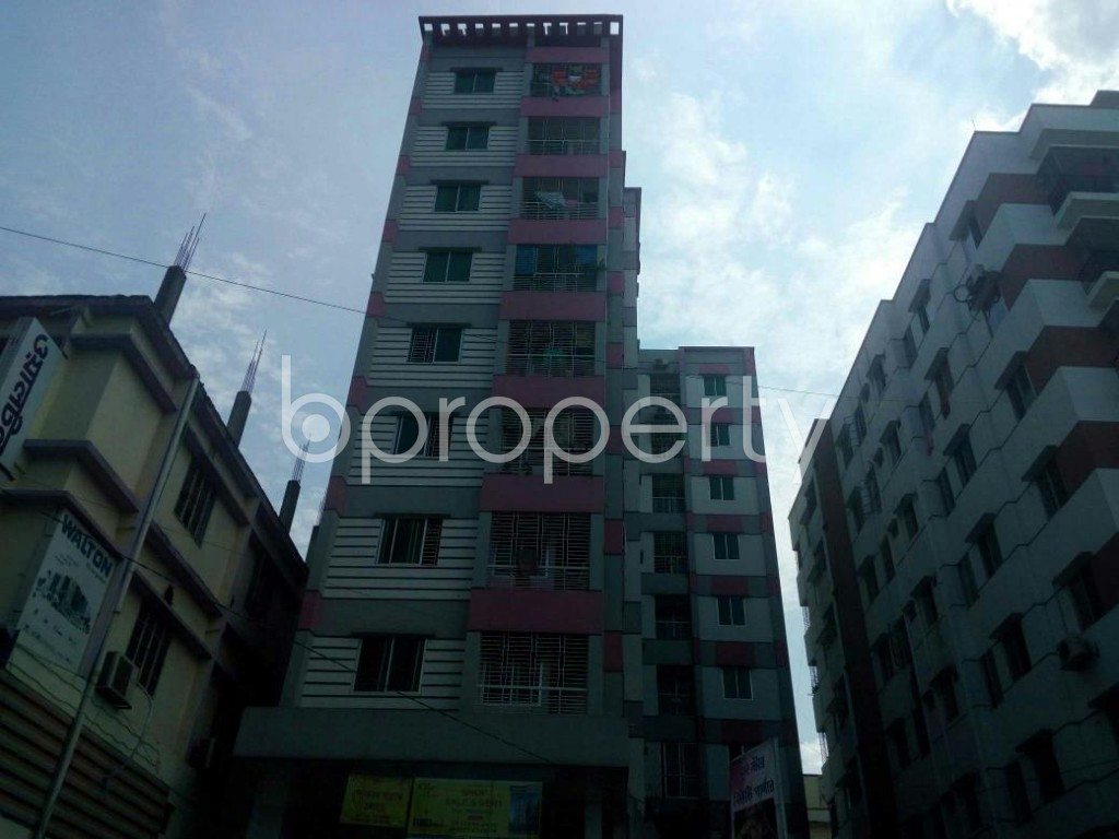 Front view - Shop for Sale in Dakshin Khan, Dhaka - 1923872