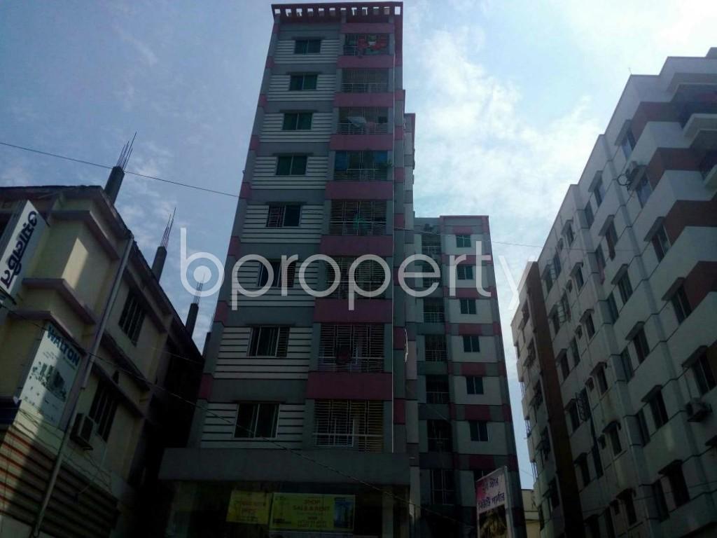 Front view - Shop for Sale in Dakshin Khan, Dhaka - 1923873