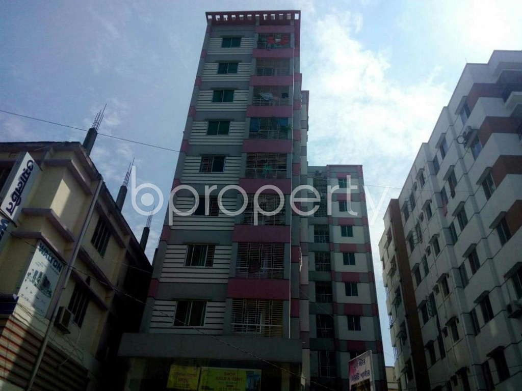 Front view - Shop for Sale in Dakshin Khan, Dhaka - 1923874