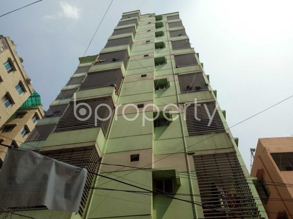 Front view - 3 Bed Apartment for Sale in Tejgaon, Dhaka - 1923962