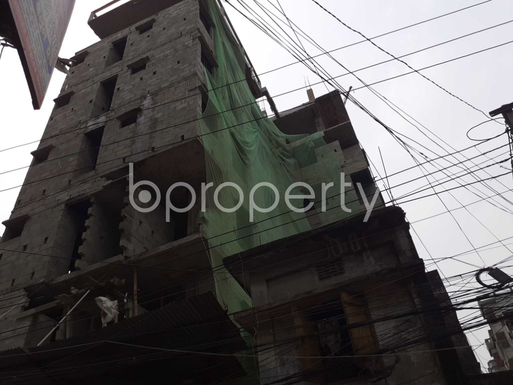 Outside view - 2 Bed Apartment for Sale in Jatra Bari, Dhaka - 1924036