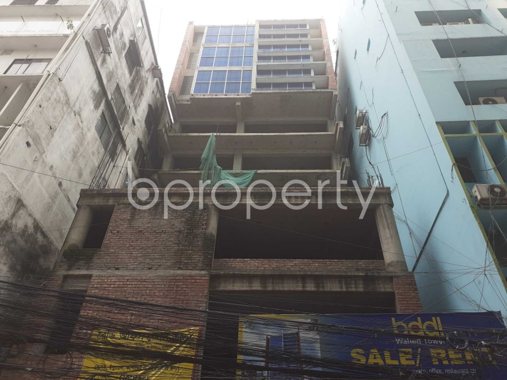 Front view - Office for Sale in Motijheel, Dhaka - 1924395
