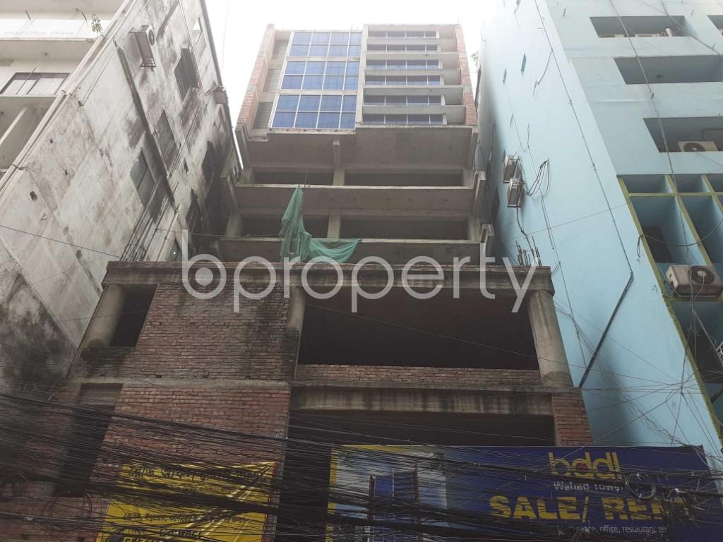 Front view - Office for Sale in Motijheel, Dhaka - 1924398