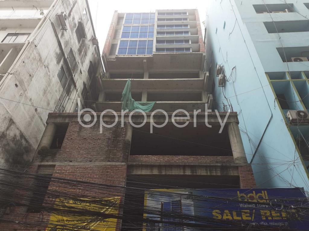 Front view - Office for Sale in Motijheel, Dhaka - 1924399