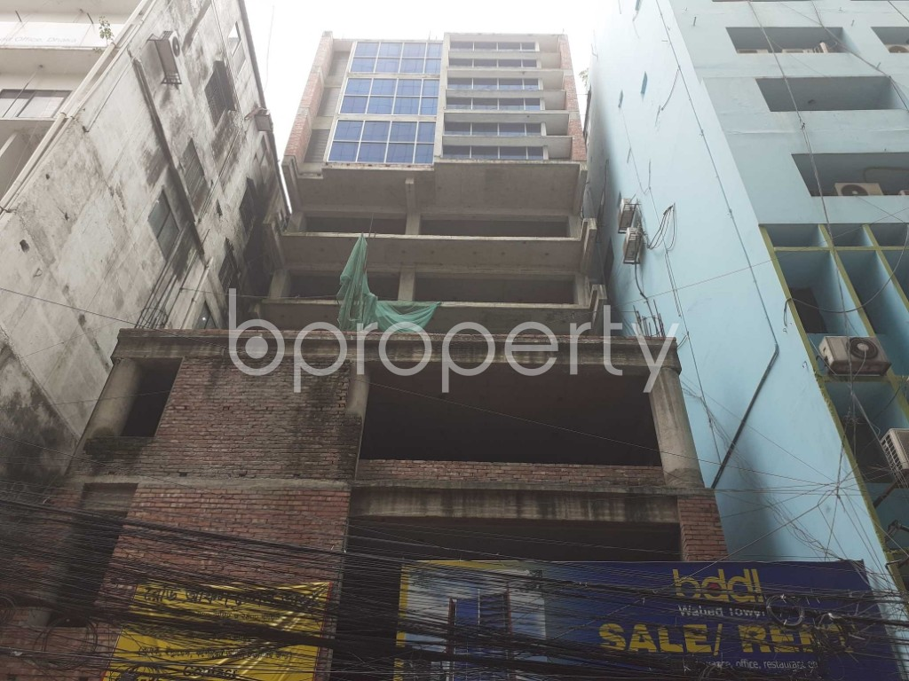 Front view - Office for Sale in Motijheel, Dhaka - 1924400