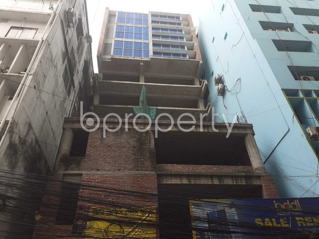 Front view - Floor for Sale in Motijheel, Dhaka - 1924401
