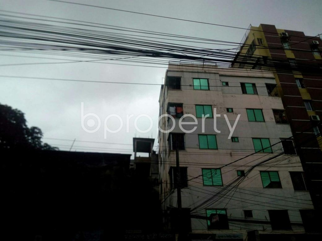 Front view - 2 Bed Apartment to Rent in 16 No. Chawk Bazaar Ward, Chattogram - 1924494