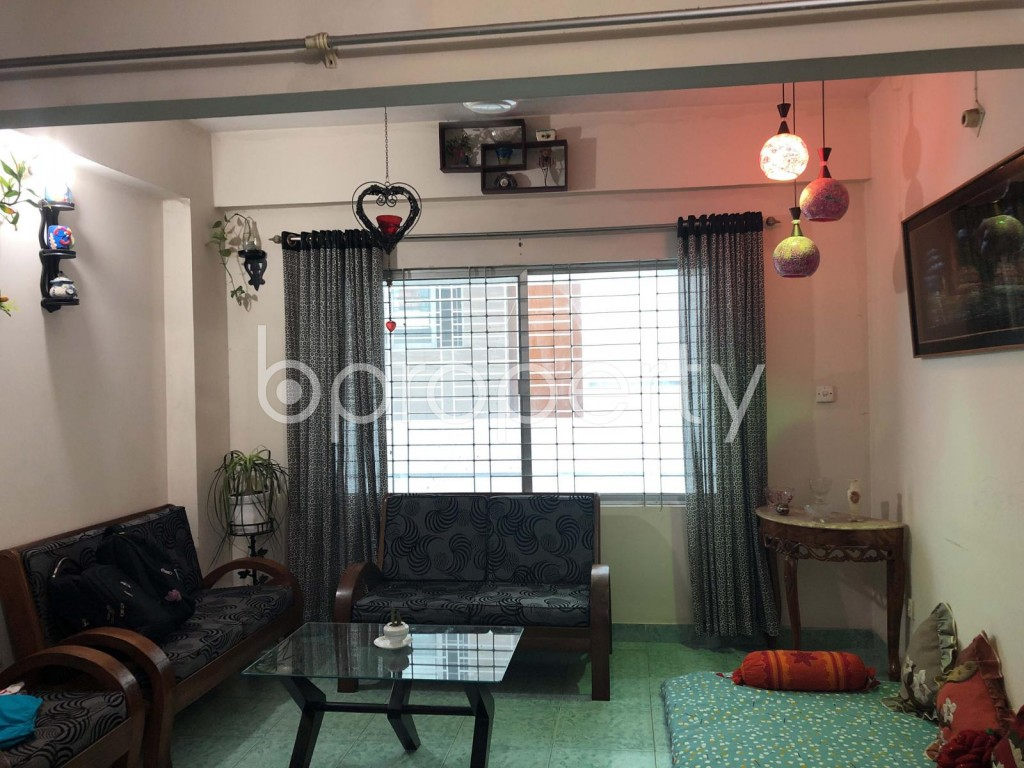 Image 1 - 3 Bed Apartment for Sale in Bashundhara R-A, Dhaka - 1717092