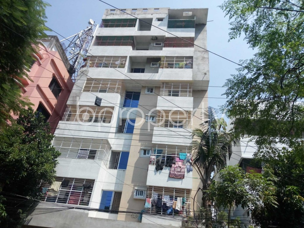 Front view - 2 Bed Apartment for Sale in Halishahar, Chattogram - 1924526