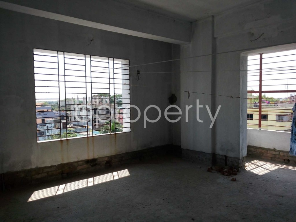 Bedroom - 3 Bed Apartment for Sale in Halishahar, Chattogram - 1924527