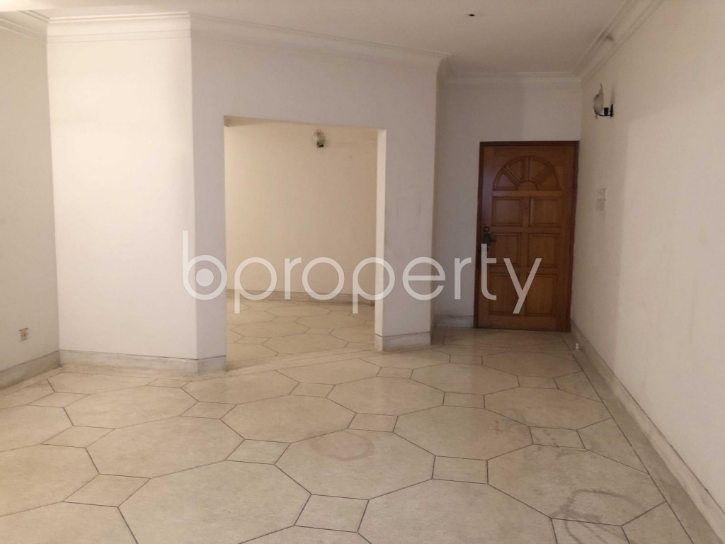 Empty Room - 3 Bed Apartment for Sale in Banani, Dhaka - 1916164
