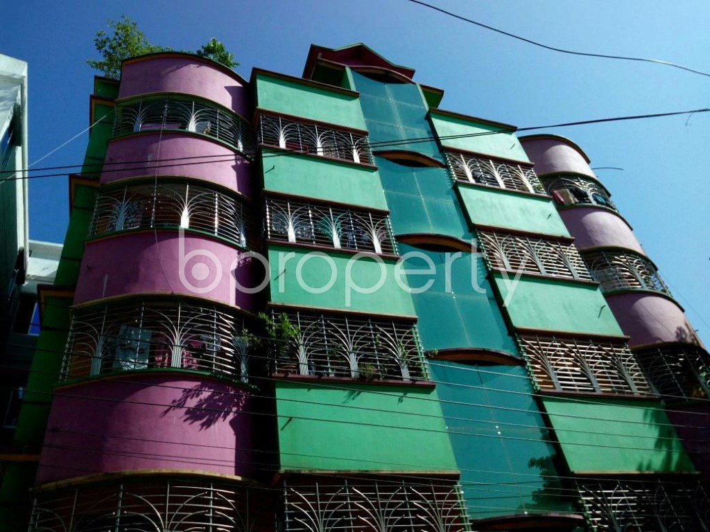 Front view - 2 Bed Apartment to Rent in Hathazari, Chattogram - 1924583
