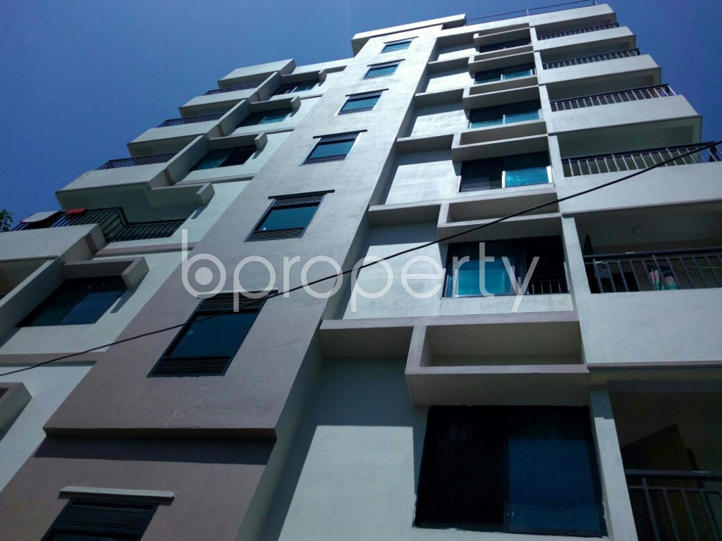 Outside view - 3 Bed Apartment to Rent in Hathazari, Chattogram - 1924588