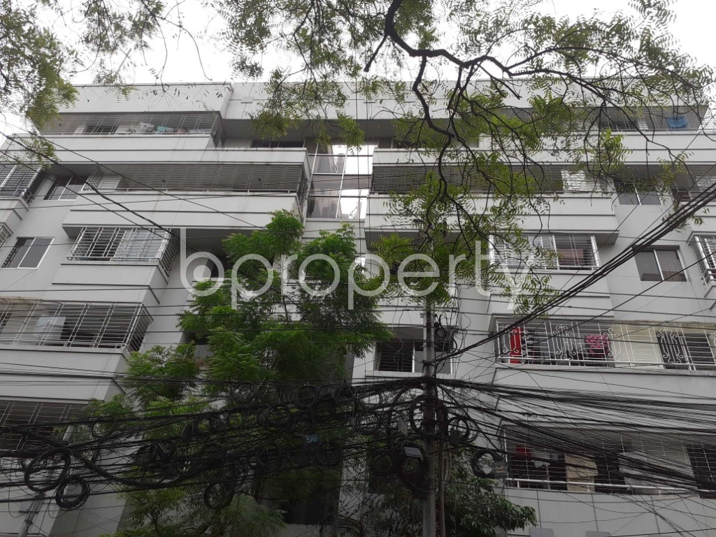 Front view - 3 Bed Apartment for Sale in Dhanmondi, Dhaka - 1924832