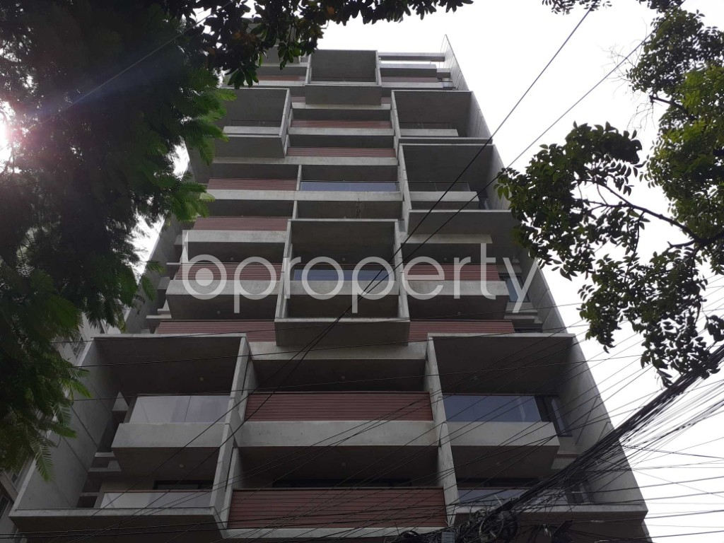 Front view - 4 Bed Apartment for Sale in Gulshan, Dhaka - 1924680