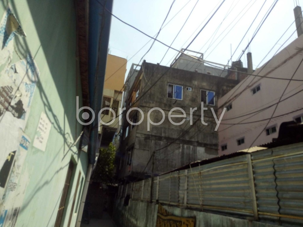 Outside view - 1 Bed Apartment to Rent in 36 Goshail Danga Ward, Chattogram - 1924930