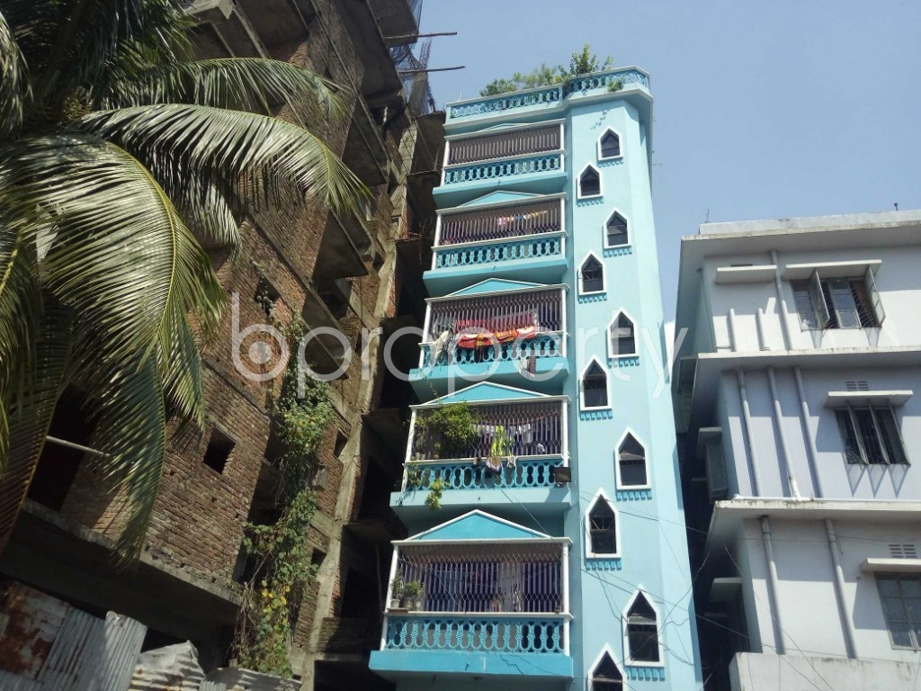 Outside view - 2 Bed Apartment to Rent in 36 Goshail Danga Ward, Chattogram - 1924933