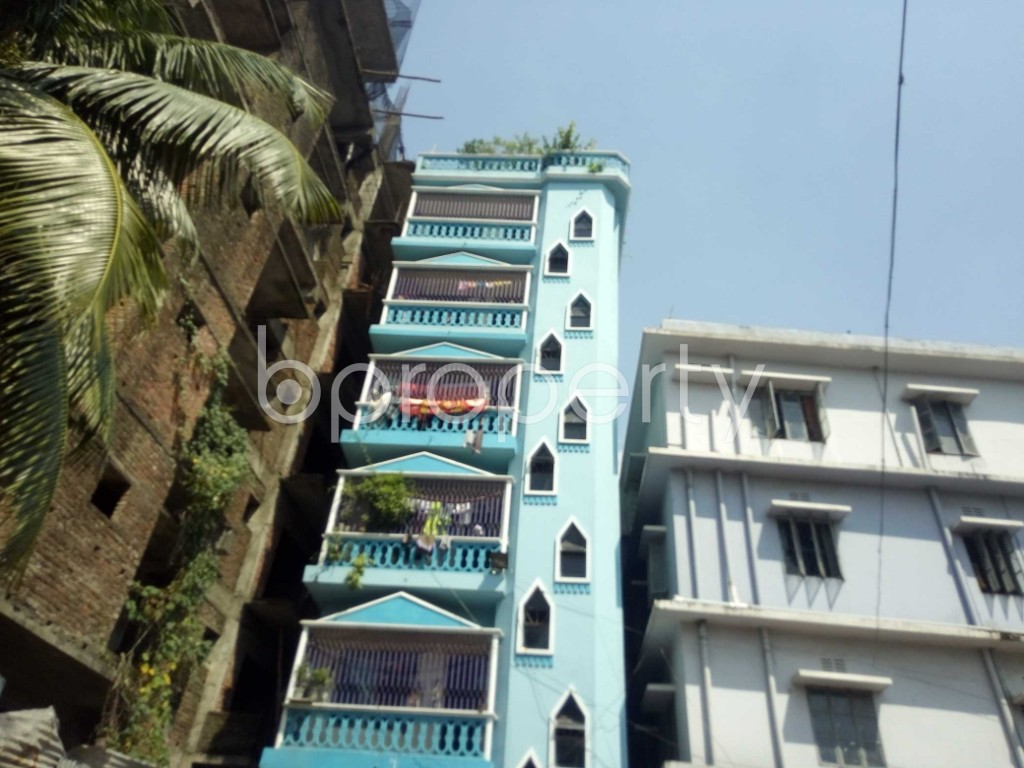 Outside view - 2 Bed Apartment to Rent in 36 Goshail Danga Ward, Chattogram - 1924934