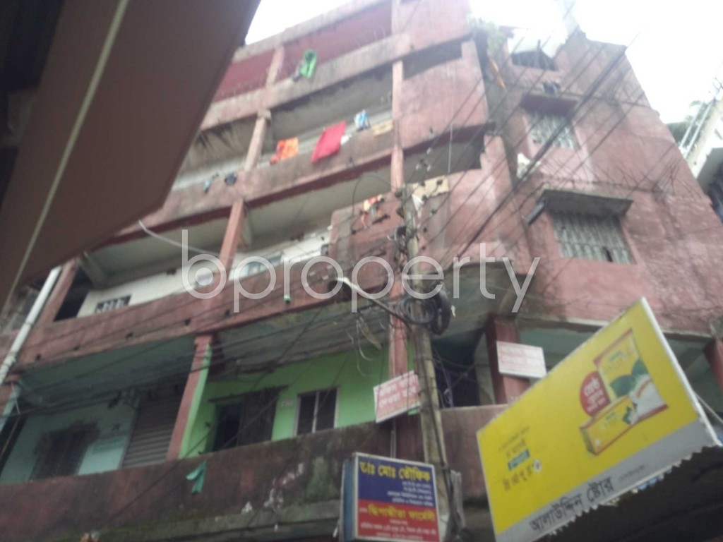 Outside view - 1 Bed Apartment to Rent in 36 Goshail Danga Ward, Chattogram - 1924936