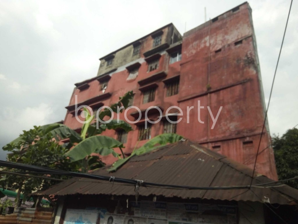 Outside view - 1 Bed Apartment to Rent in 36 Goshail Danga Ward, Chattogram - 1924939