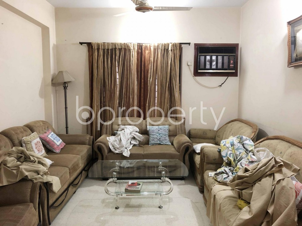 Empty Room - 3 Bed Apartment for Sale in Shantinagar, Dhaka - 1920721