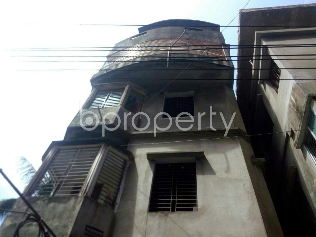Front view - 1 Bed Apartment to Rent in 16 No. Chawk Bazaar Ward, Chattogram - 1925063