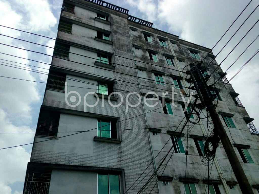 Outside view - 3 Bed Apartment to Rent in Hathazari, Chattogram - 1925065