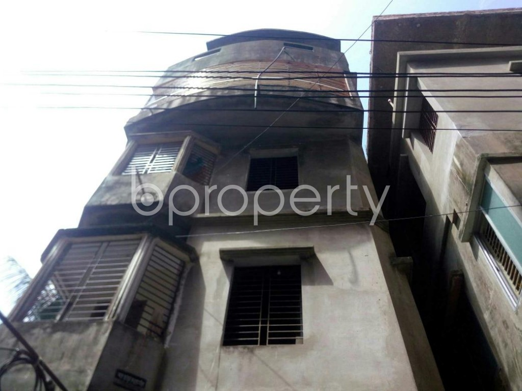 Front view - 1 Bed Apartment to Rent in 16 No. Chawk Bazaar Ward, Chattogram - 1925066
