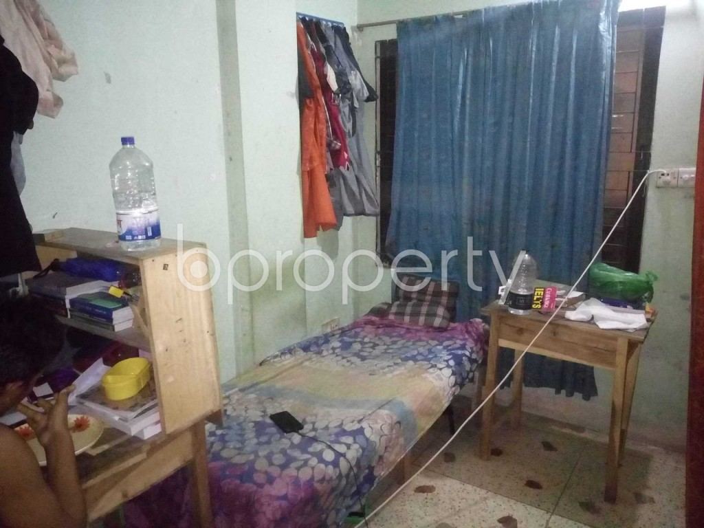 Bedroom - 2 Bed Apartment for Sale in Hatirpool, Dhaka - 1925068