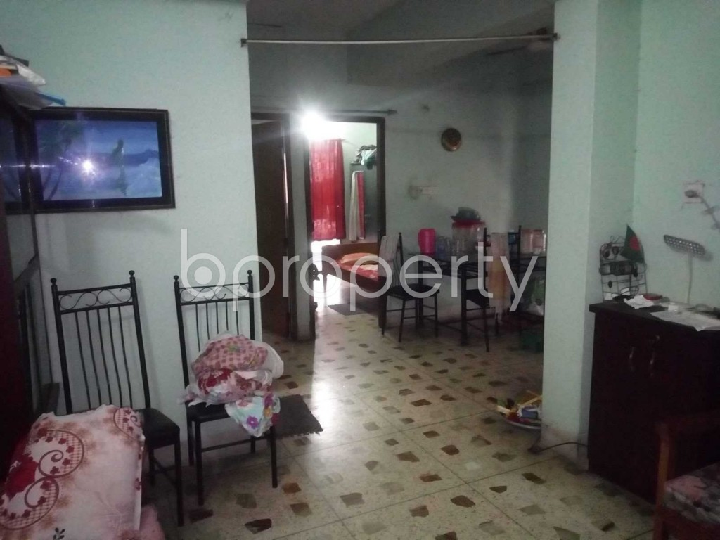 Dine/Dining - 2 Bed Apartment for Sale in Hatirpool, Dhaka - 1925069