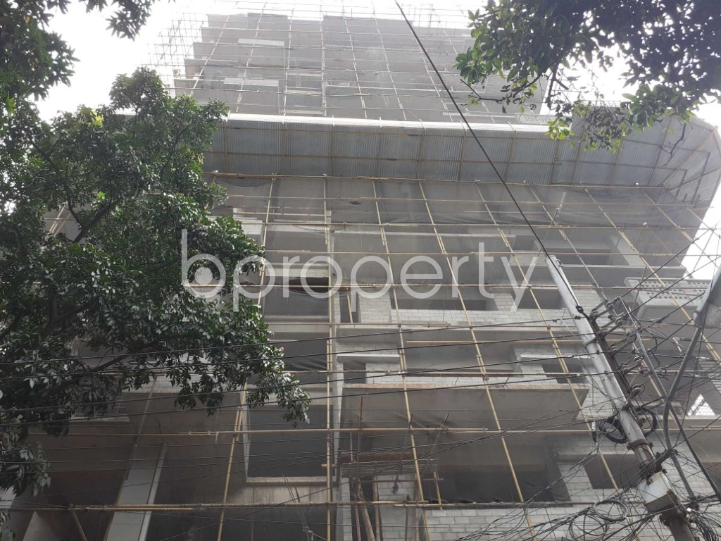 Front view - 3 Bed Apartment for Sale in Gulshan, Dhaka - 1925091
