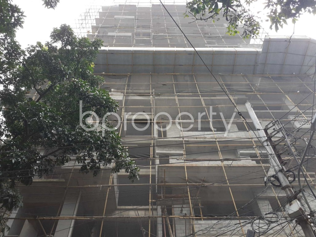 Front view - 3 Bed Apartment for Sale in Gulshan, Dhaka - 1925106