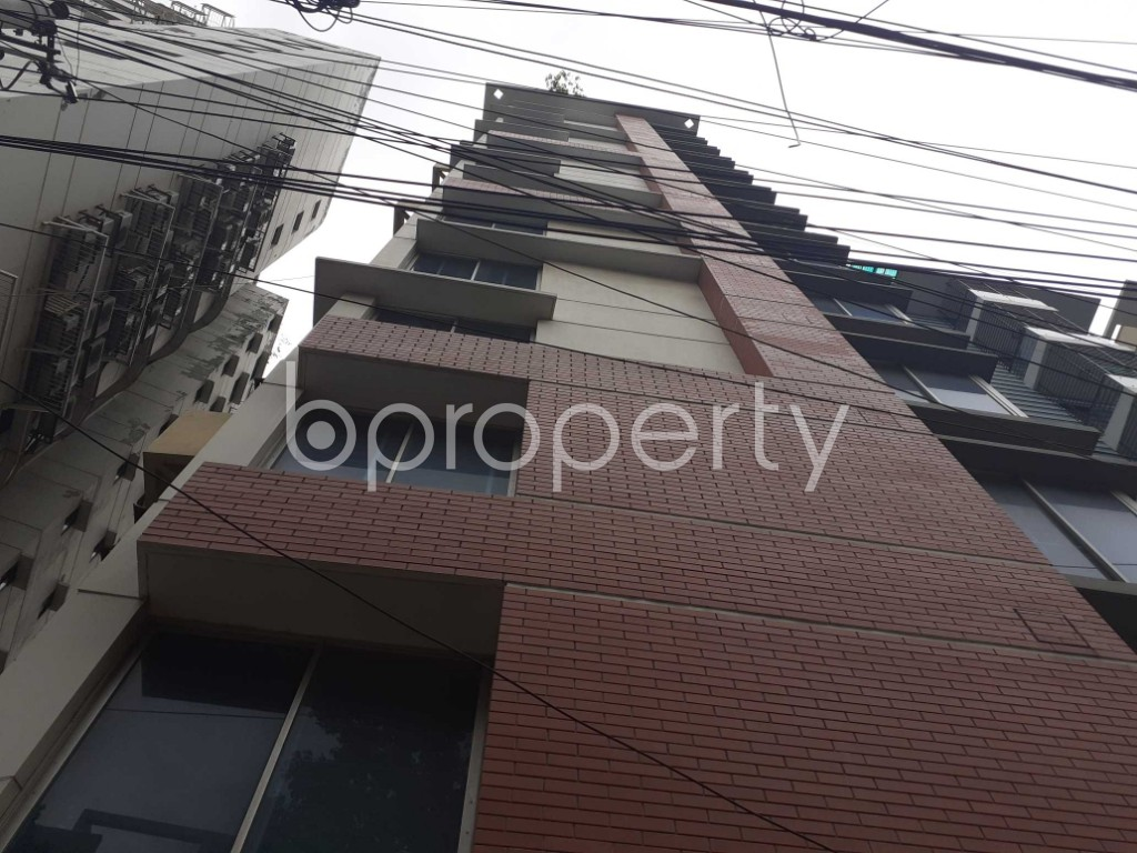 Outside view - 3 Bed Apartment for Sale in Lalmatia, Dhaka - 1925217