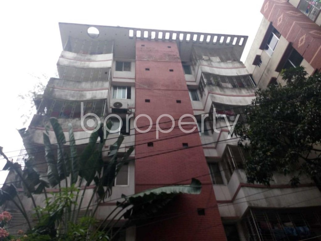 Front view - 3 Bed Apartment to Rent in Kalachandpur , Dhaka - 1925246